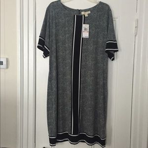 NWT MICHAEL Michael Kors Shift Dress